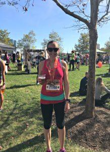 baltimore half marathon