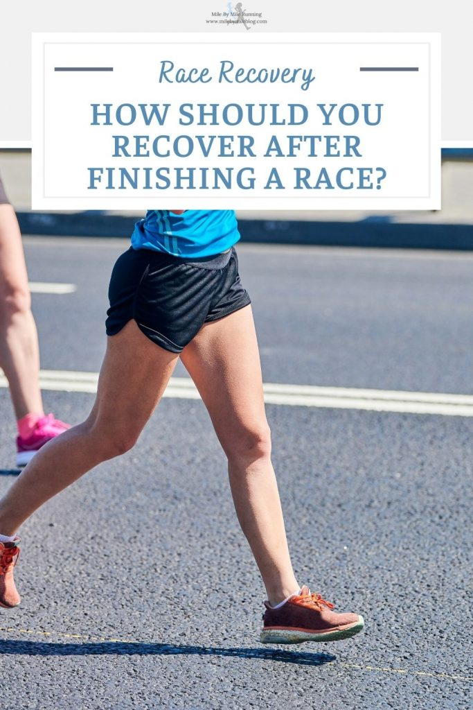 What should you do in the minutes and hours following a race to make sure you recovery properly? Here are some ways to ensure that you bounce back as quickly as possible.