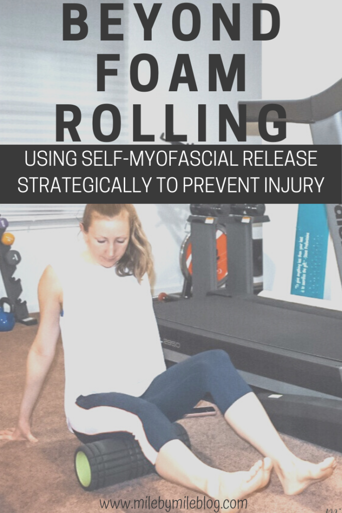 Don't just foam roll haphazardly! Have a plan for using specific techniques to target key areas that will help prevent running injuries.