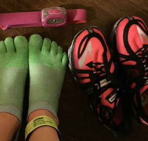 tips for running in the rain- socks