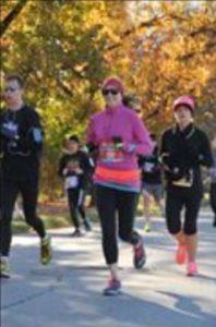 My last full marathon in November 2015