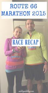 A race recap of the Route 66 Marathon in Tulsa, Oklahoma