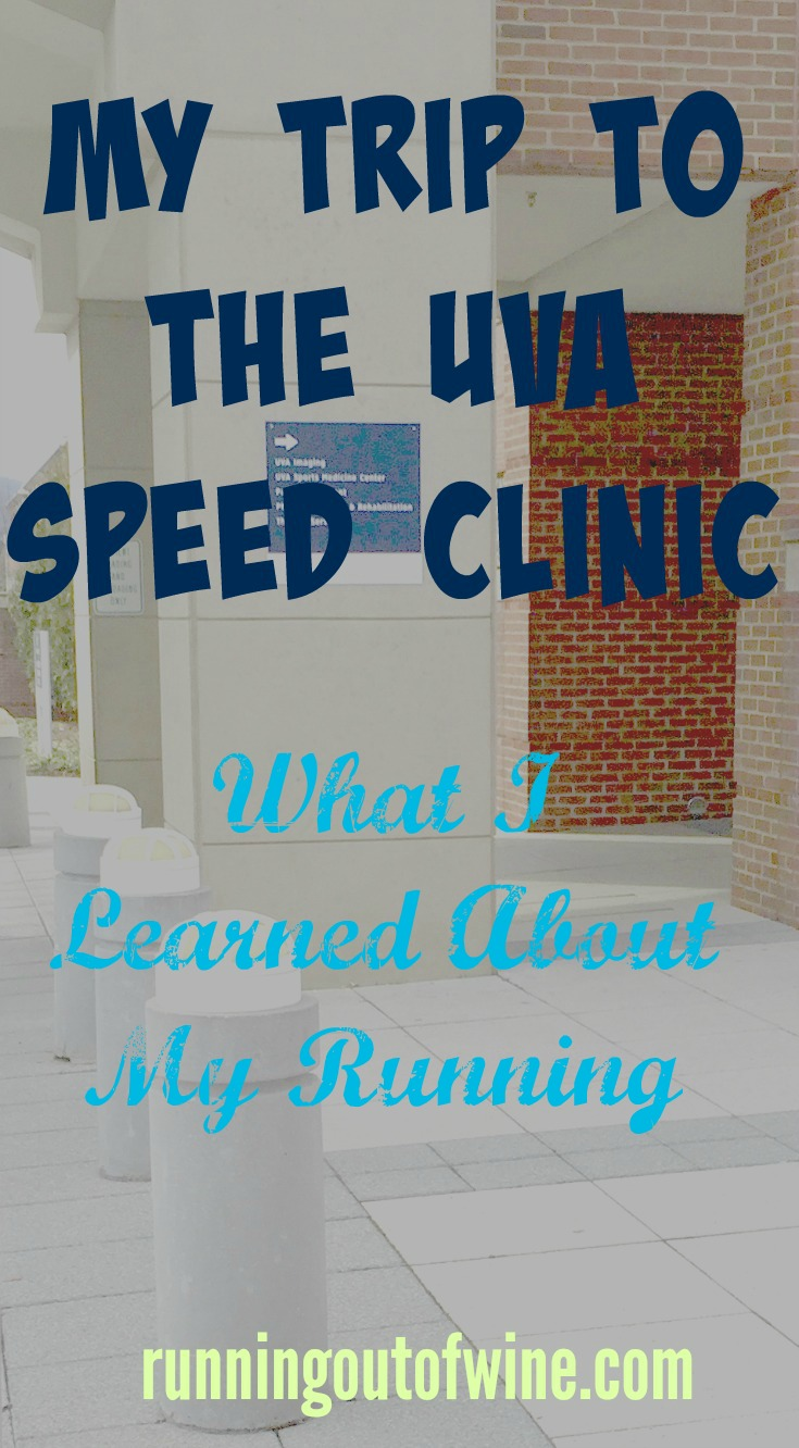 what I learned about my running