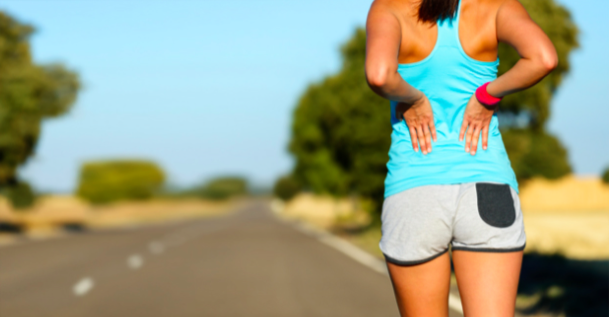 low back pain and running