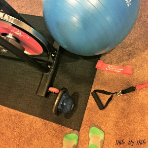 Physical therapy exercises and cross training