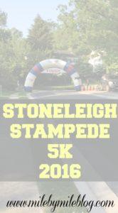 Stoneleigh Stampede 2016
