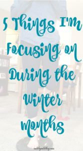 Winter is the perfect time of year to cut back on running and focus on strength, core, cross-training, yoga, and more!