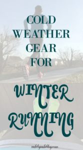 If you follow me on Instagram, you may have seen my post last weekend about some of my new(wish) winter running gear. Winter is by far my least favorite season for running clothes. This year, I decided to make it my mission to find some things I actually like. I at least wanted to find 1 comfortable pair of running tights and a warm running jacket that was big enough to fit some layers underneath.