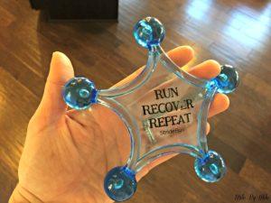 Stride Box Run Recover Repeat
