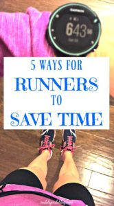 Are you are runner who struggles to find time for injury prevention, good nutrition, and cross training? Try these tips that will help you fit everything in to your busy day! #running #fitness