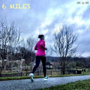 Sore legs and cautious optimism