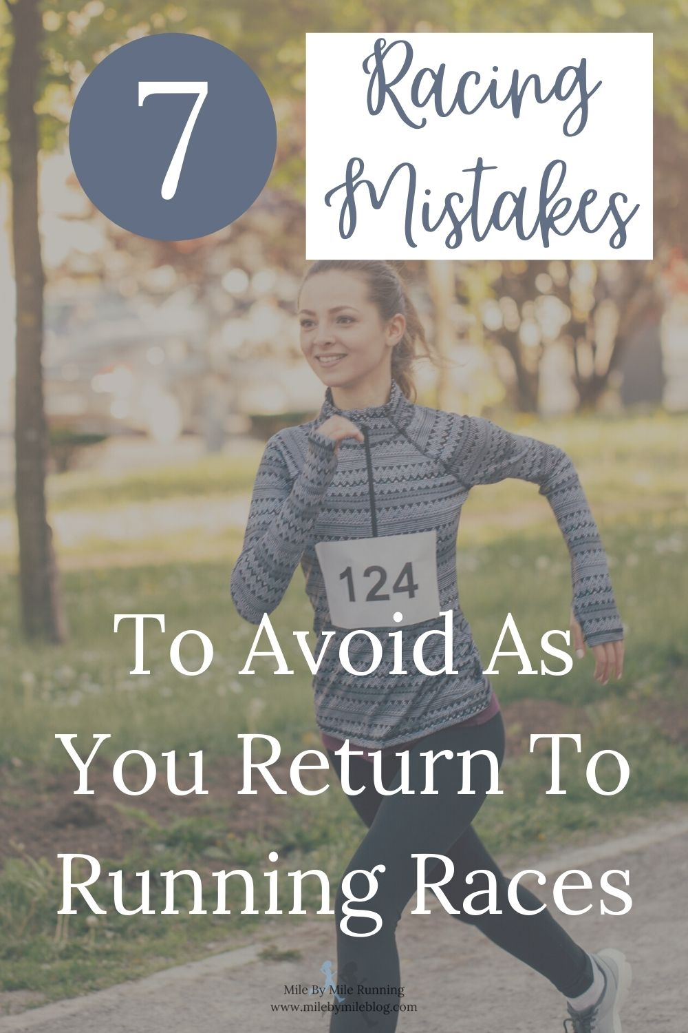 As many of us are returning to racing for the first time in over a year, it may be hard to remember all the things we should and shouldn't do during a race. Good thing I wrote this post back when I was racing more! If you're getting back into racing, make sure you avoid these racing mistakes. They're all pretty common but also avoidable! Here are the top 8 mistakes to avoid at your next race.