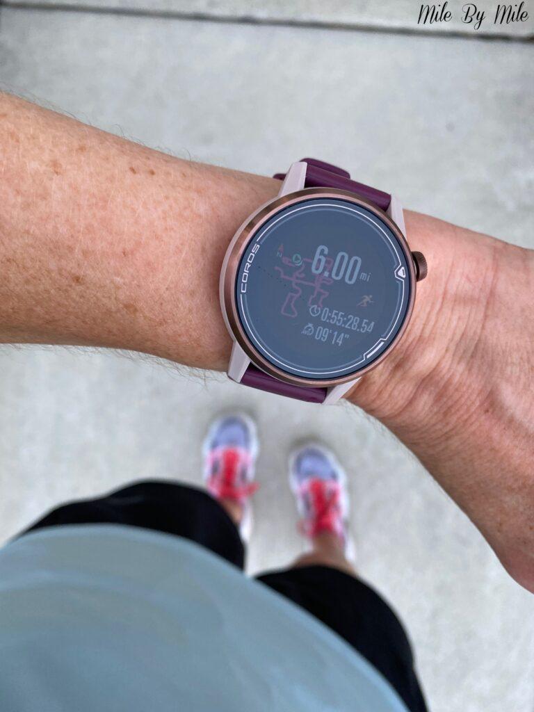running watch