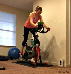 spin bike