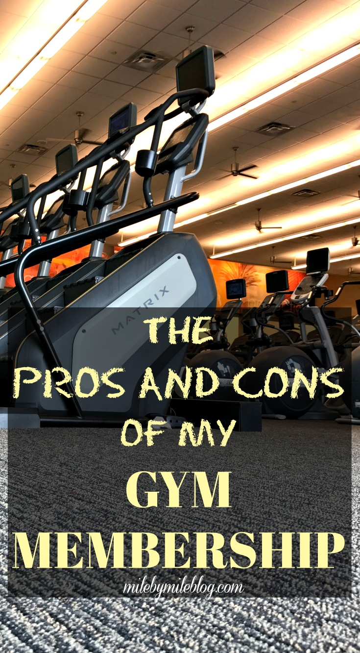 After joining a gym 6 weeks ago, I've realized there are some pros and cons to my gym memberships. Click post to read about what I like and don't like about going to the gym.