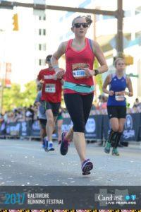 Baltimore Half-Marathon