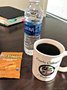 coffee honey stinger