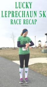 I ran the Lucky Leprechaun 5k on a whim, and managed to get 3rd female! Click post to read my recap, including some parts of the day that were not so lucky. #5k #race #racerecap