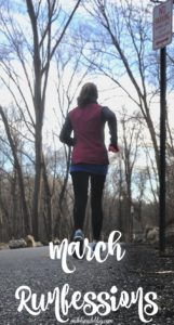 It's the last Friday of the month which means its time for #runfessions! Check out post to read about what I'm confessing this month, including treadmill and running gear updates. #run #running