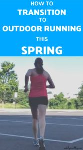 It may or may not feel like it where you live, but according to the calendar, it'sspring. As the weather warms up and the sun comes out many runners will be itching to start running outside. Maybe you've taken a break from running this winter. Or maybe the treadmill has just seemed like a better option. Either way, for many runners spring time means outdoor running.Click post to read about how to safely transition to running outdoors this spring. #running #spring #runningtips