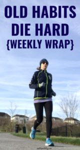 I went into this week planning to change up my workout routine, but I ended up doing the same exact workouts that I usually do. Old habits die hard I guess! #workouts #fitness