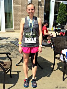 Raleigh marathon