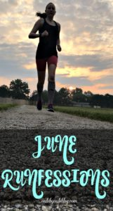 It's the last Friday in June, which means it's time for runfessions! Let's talk about some of my summer runfessions including hydration, hills, and running gear! #running #fitness