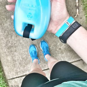 tips for running in the rain- hydration