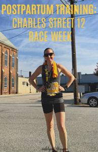 Charles Street 12 Race Week