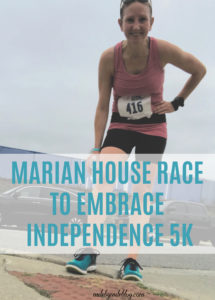 Marian House Race to Embrace Independence 5k