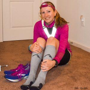 running essentials- compression socks