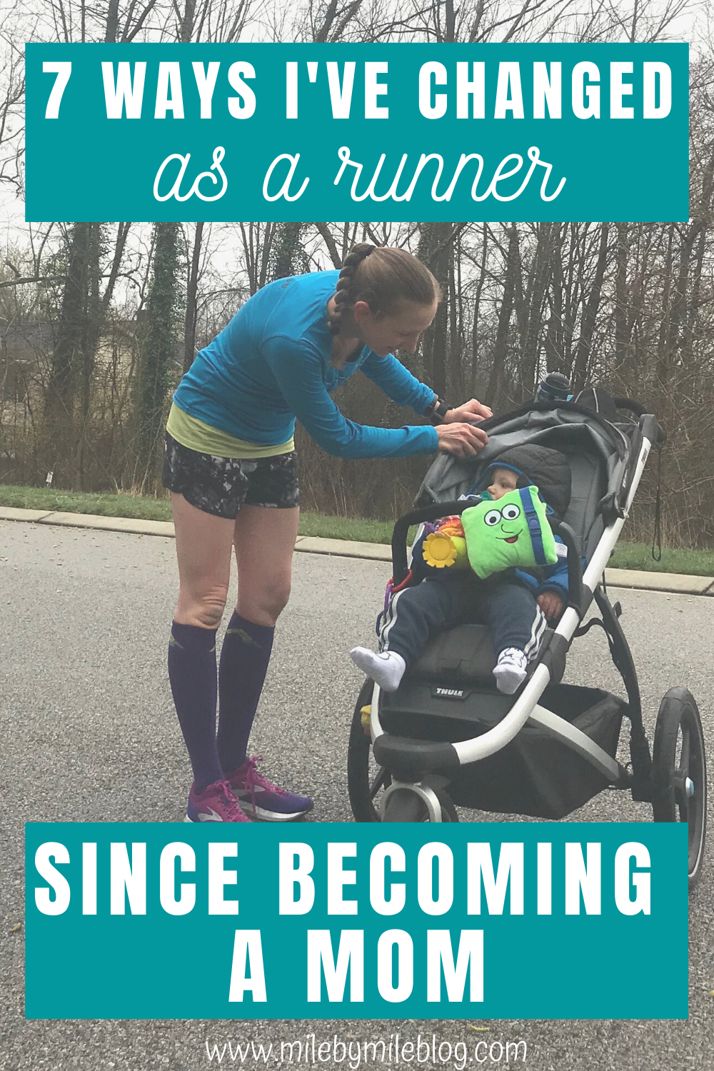 My running looks a little different now that I'm a parent. Here are the ways I've changed as a runner since becoming a mom.