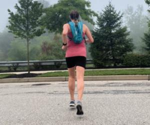 running essentials- hydration pack