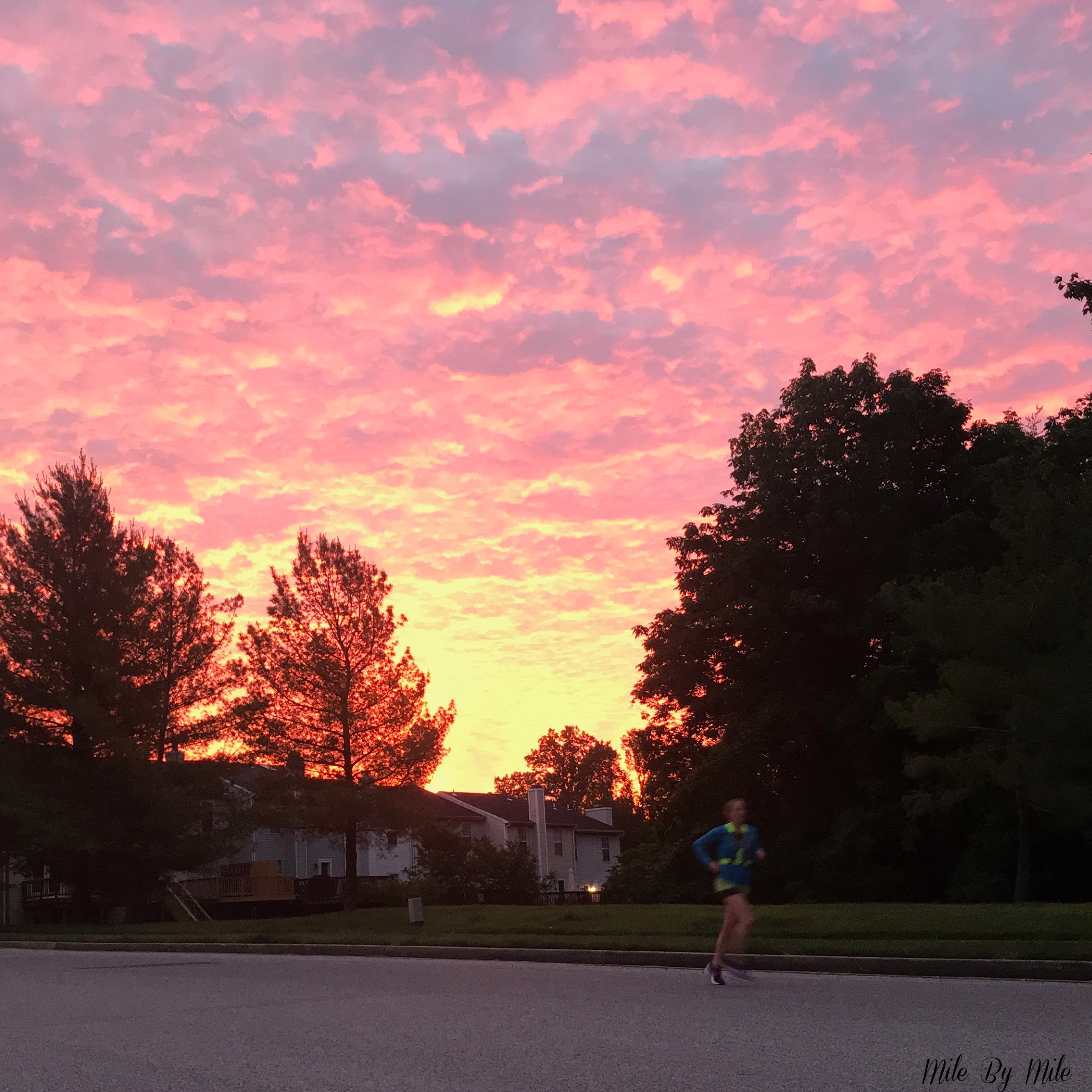 prepare for summer running by moving your runs to the morning