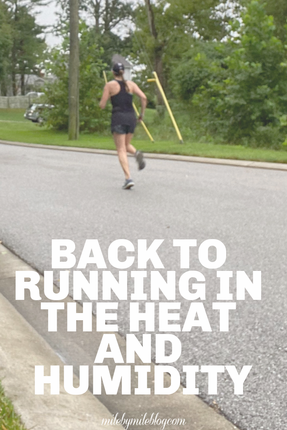This week I was back to running in the heat and humidity after a week off from running. You can check out my post to see how my workouts went this week and the race I will be focusing on for this fall.