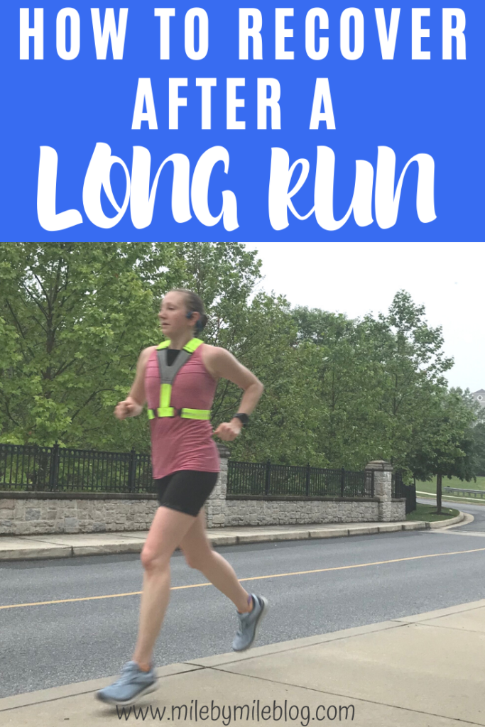 What you do after a long run may be one of the most important parts of training. Rather than just ending your run and moving on with your day, there are a few things that will help you recover and feel your best on your next runs. Make sure to check out how to recover after a long run and try these tips after your next long run!