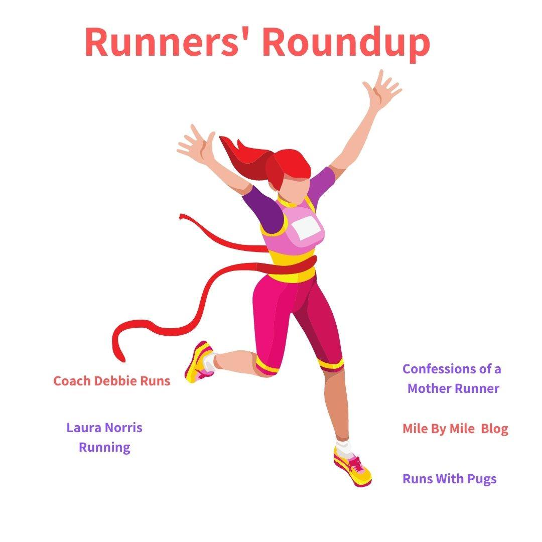 Runners Roundup- How to recover from a race