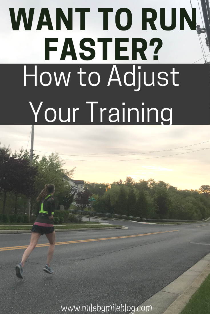 Do you want to run faster? There are many strategies to improving speed, but you need to think about your goals and where you are with your training. There are several strategies that can help you to get faster as a runner. Try to adjust your training using a few of these ideas to help you become a faster runner.