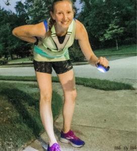 Best tips for running in the dark: lights