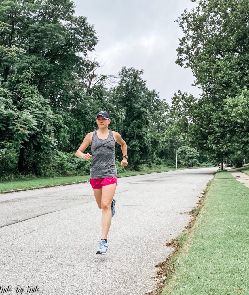 How to train for a 10k race