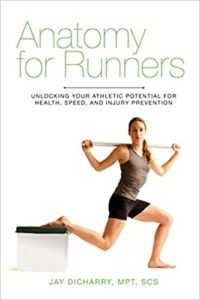 Top 10 Running Books to Help you Run Your Best- Anatomy for Runners