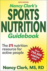 Top 10 Running Books to Help you Run Your Best- Nancy Clark's Sports Nutrition Guidebook