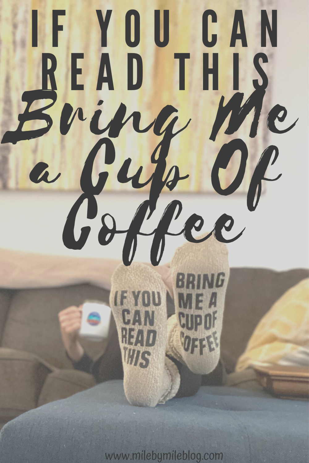 If you can read this, bring me a cup of coffee. It's been a busy few weeks and coffee is everything right now! Let's catch up over coffee.