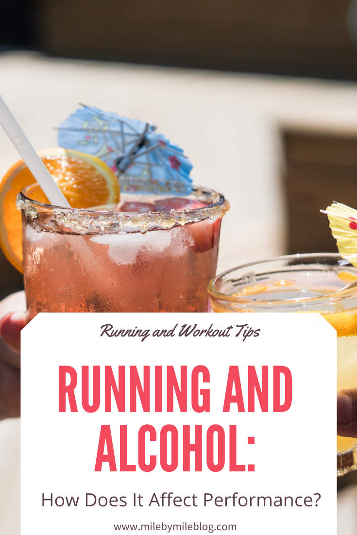 Many runners enjoy a beer or glass of wine the night before a run or following a race. You may wonder if running and alcohol will impact your running performance. Here is some information about the impact that alcohol can have on your running, and tips for running well and still enjoying a drink in moderation.