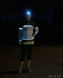 Best tips for running in the dark: reflective gear