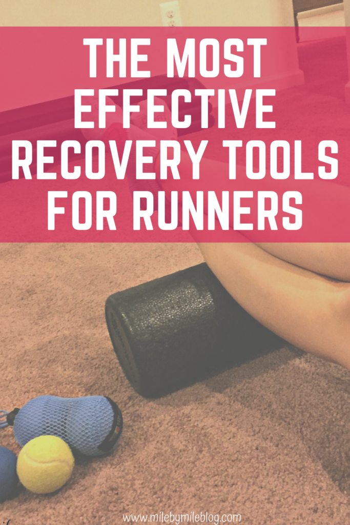 Runners know that recovery is important to help us stay healthy and run strong. Here are some of the most effective recovery tools for runners. From rollers to sticks to massage balls and massage guns, these tools have you covered to keep your body recovering well.
