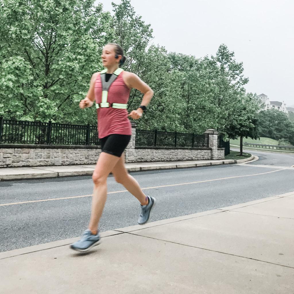 run interval running workout- long intervals