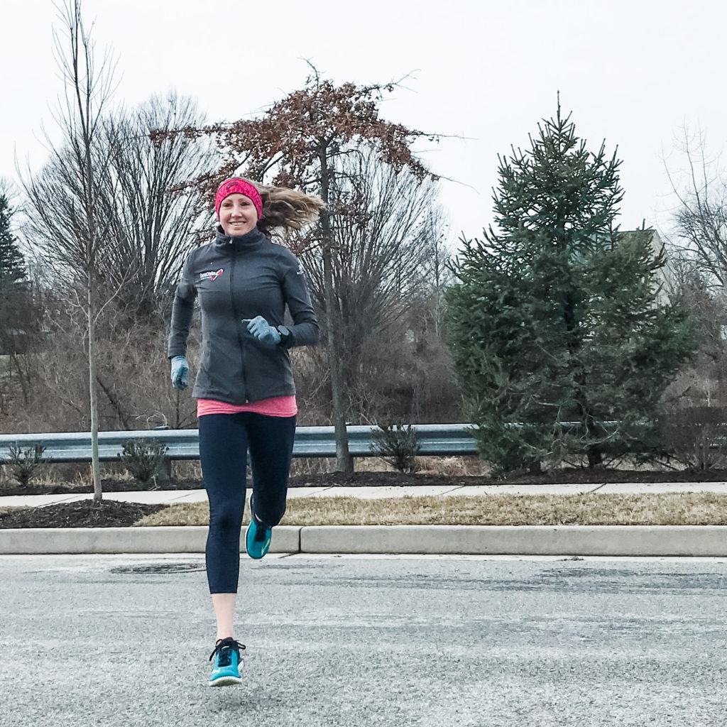 fun interval running workout- medium intervals
