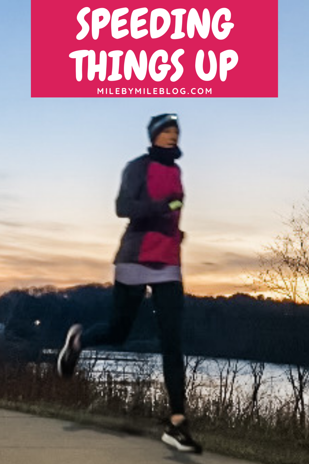 This week I started speeding things up by focusing on faster workouts to prepare for a 5k next month. Check out my week of workouts that included hard runs, easy runs, and strength training.