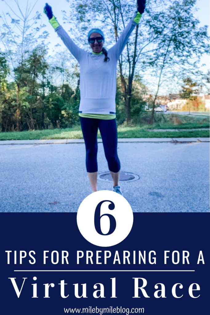 Virtual races aren't going away any time soon, so if you are planning to run one its important to prepare appropriately! Here are a few things to keep in mind while preparing to train for and run your virtual race.